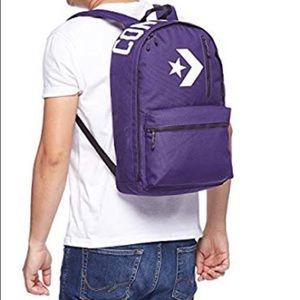 Converse Cordura Street 22 Backpack Purple